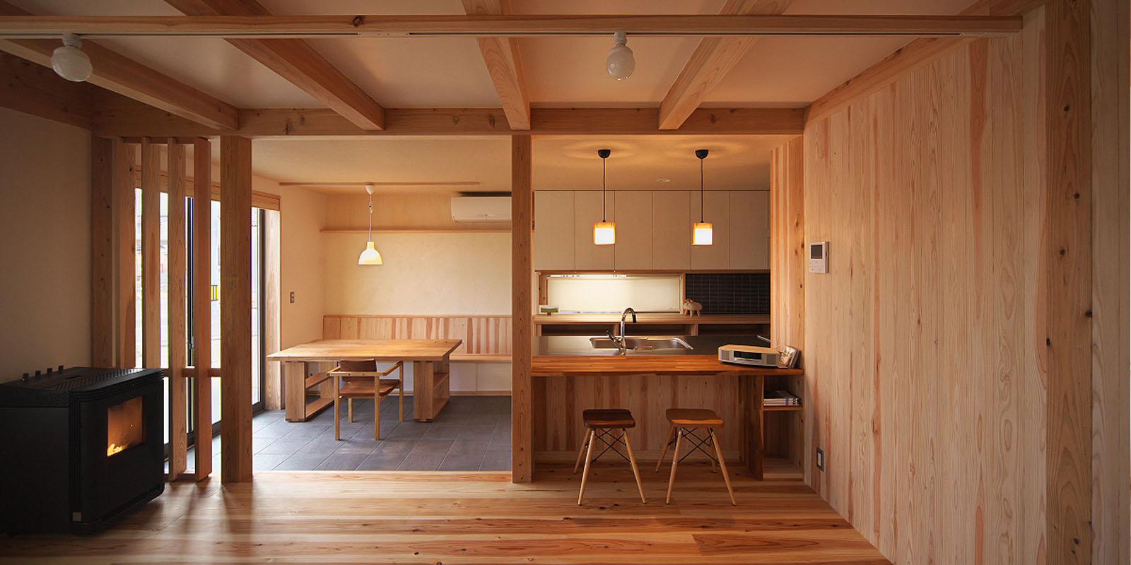 池田町の家